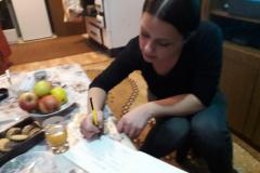 Самохрана мајка два студента Наташа Путник