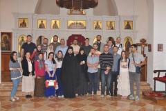 Баштионик у посјети Епархији пакрачко–славонској