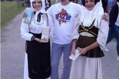 Фестивал српског фолклора