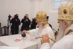 Освећење храма Светих апостола Петра и Павла у Кућанцима