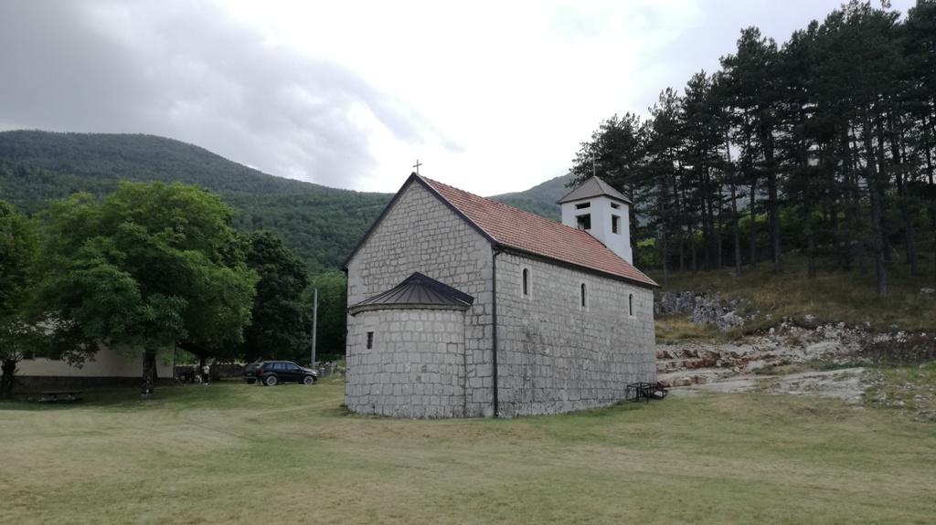 Црква Успења Пресвете Богородице у Губину