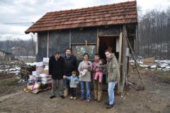 Помоћ породици Здјелар