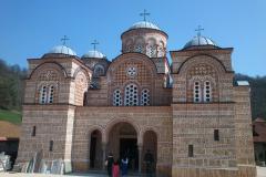 Посјета манастирима Лелић, Ћелије и Пустиња