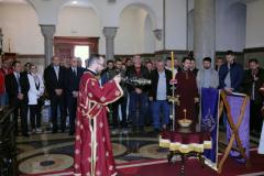 Служен помен жртвама НАТО агресије, 2019. љ.Г.