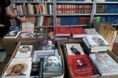 Уручене књиге народној библиотеци у Челинцу