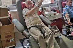 Успјешно одржана акција даривања крви, 2019. љ.Г.
