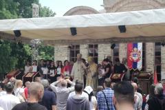 Видовданске активности Баштионика 2019. љ.Г.
