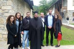 Видовдански црквено-народни сабор у манастиру Гомионици