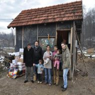 Помоћ породици Здјелар (Ћела- Приједор)