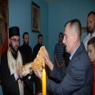 Баштионик први пут прославио своју Крсну Славу- Светог Владику Николаја