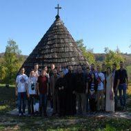 Литургија и слава у Колима