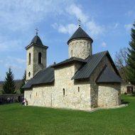 Празнично бденије у манастиру Гомионици