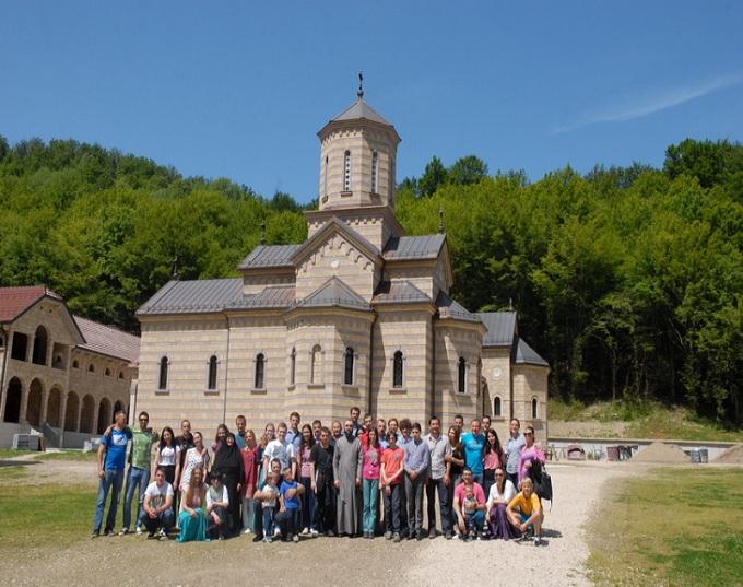 Баштионик у манастиру Осовици – Света Литургија и Молебан