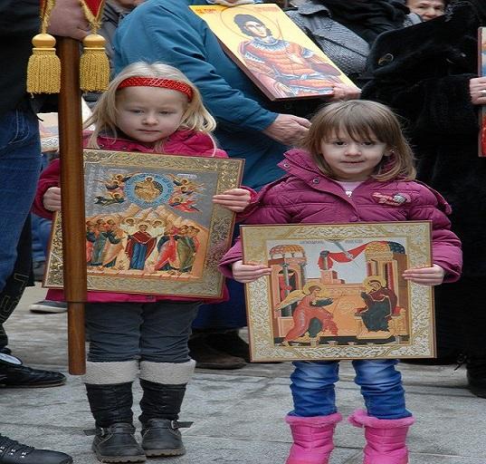 У манастиру Осовици прослављена Недјеља Православља