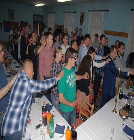 Баштионик прославио Славу