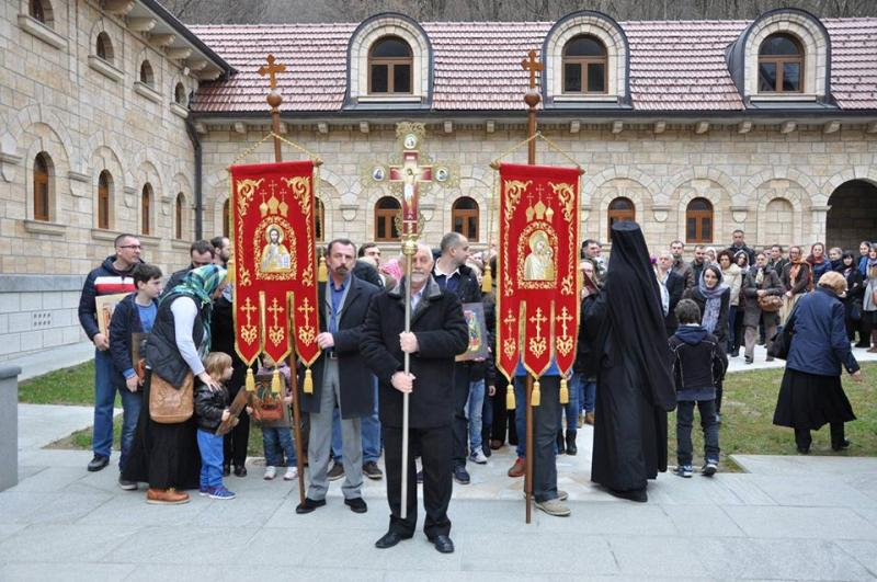 Недеља Православља у Осовици