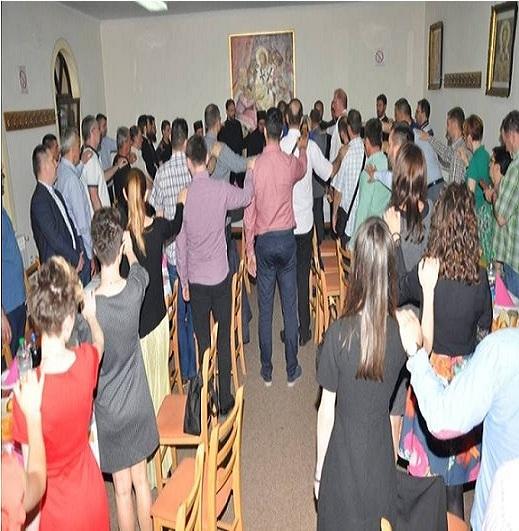 Баштионик прославио Крсну Славу