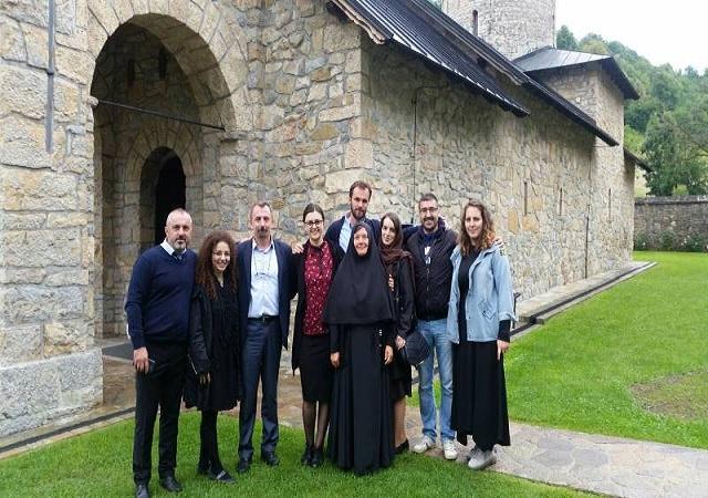 Одржан Видовдански црквено-народни сабор у манастиру Гомионици
