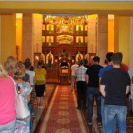 Активисти Баштионика у посјети манастиру Осовици
