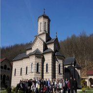 Обављен чин монашења у манастиру Осовици и свечано обиљежена Недјеља Православља