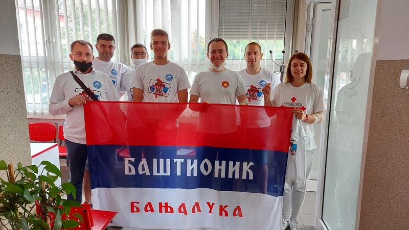 """Успјешно реализована акција добровољног даривања крви """"ДАРУЈ КРВ И ПОМОЗИ"""""""
