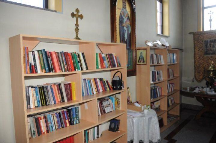 Баштионик даровао књиге библиотекама цркве у Шарговцу и КП дома Туњице
