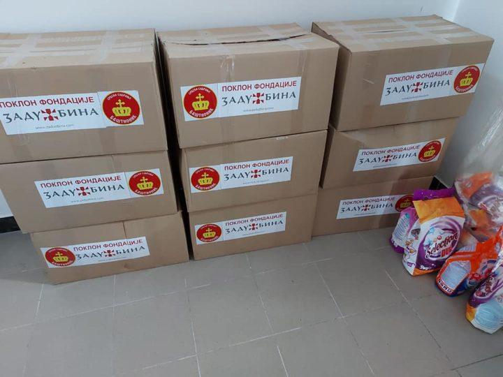 Пакети помоћи испоручени у Босански Петровац, Дрвар и Босанско Грахово
