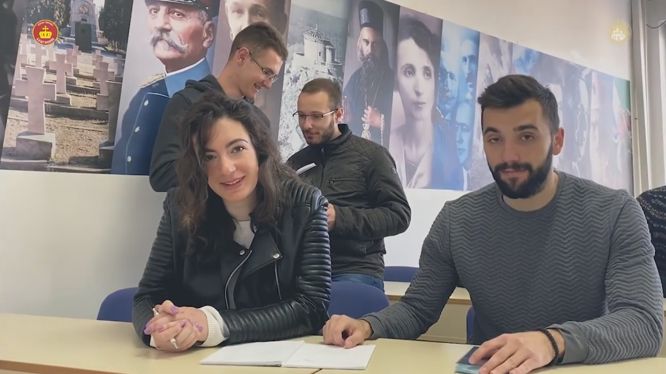 """Промо видео - """"Задужбина за Косово и Метохију"""""""