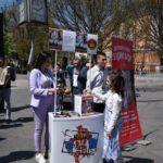 """""""Будимо људи"""" - на Тргу Крајине прикупљено 3.232,20 КМ"""